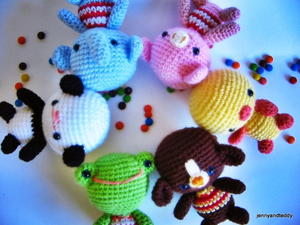Little Friends Amigurumi