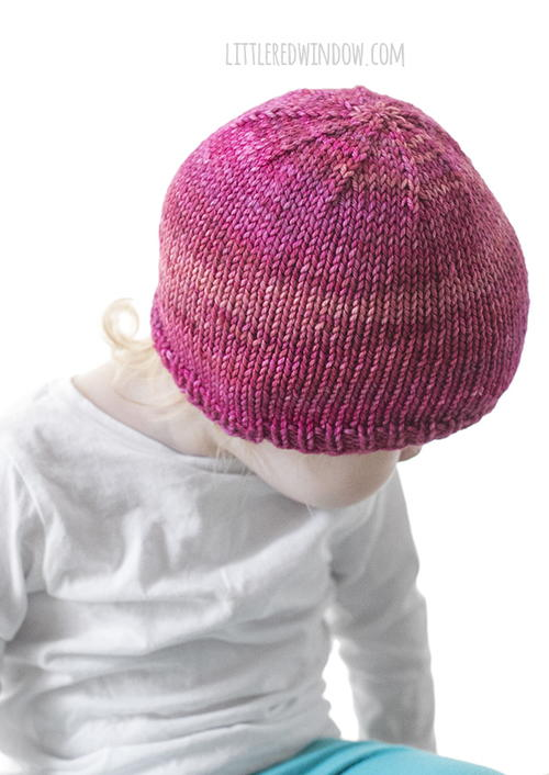 Irresistibly Easy Baby Hat