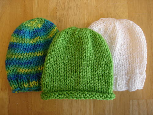 ce7b3024b Lickety-Split Baby Hats