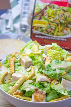 Copycat Costco Chinese Chicken Salad