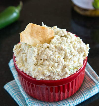 Copycat Costco Artichoke Dip Recipe