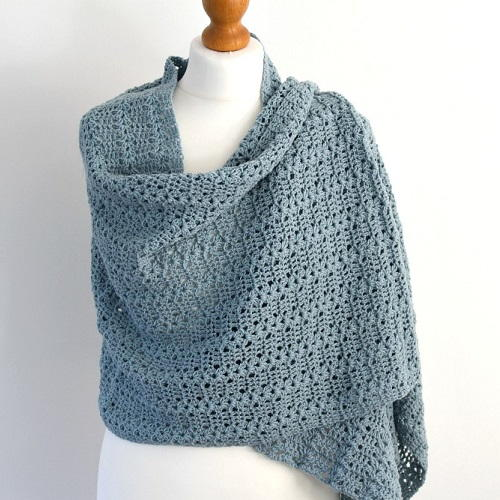 10 Best Crochet Shawl Patterns Allfreecrochetcom