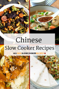 21 Chinese Slow Cooker Recipes