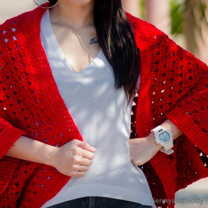 Keep Me Warm Cocoon Cardigan