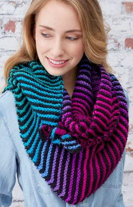 Brighten My Day Knit Wrap