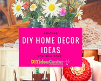 40 Amazing DIY Home Decor Ideas You Will Love