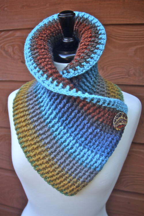 908bf52ee328a Sassy Autumn Ribbed Cowl
