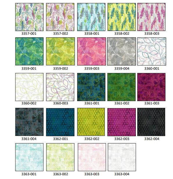 Urban Garden Swag Pattern