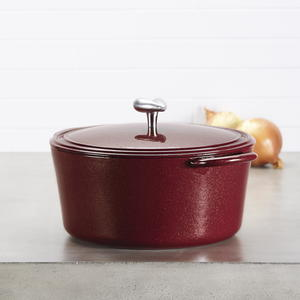 Ayesha 6-Quart Covered Dutch Oven Giveaway