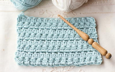 How To Crochet The Cluster Stitch
