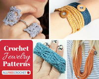 62 of the Best Crochet Jewelry Patterns