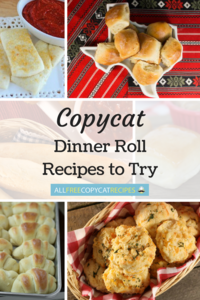 16 Copycat Dinner Roll Recipes to Try