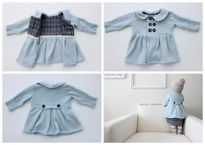 3a13e1047 Sewing for Baby  18 DIY Baby Clothes