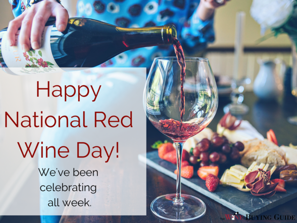 National red wine day