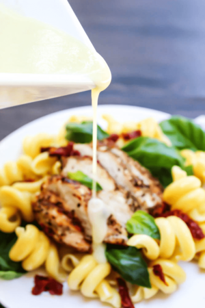 Copycat Carrabba's Lemon Butter Sauce