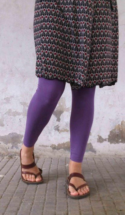 Lisas Refashioned Leggings