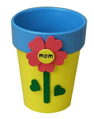 Mom Flower Pot