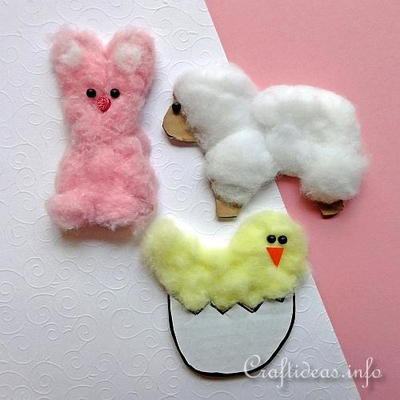 So Soft Easter Animals