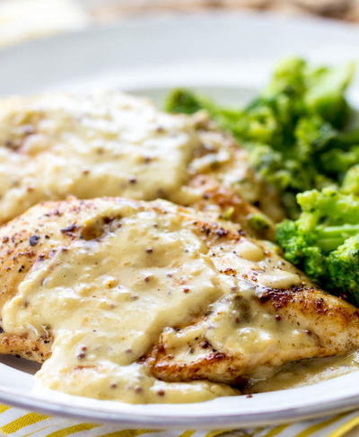 Pioneer Woman-Style Honey Mustard Chicken Recipe
