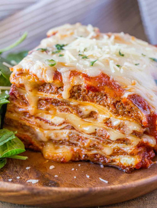Ultimate Meat Lasagna
