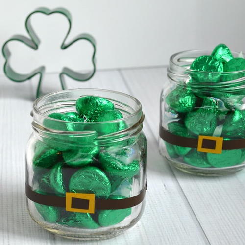 St. Patrick's Day Candy Treats