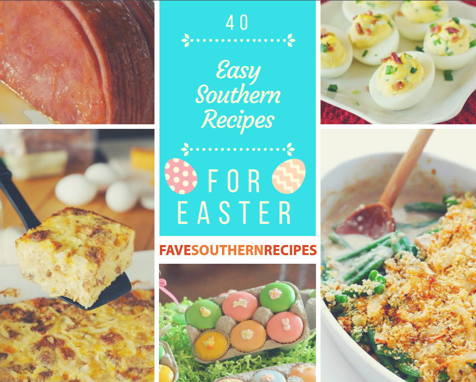 Favesouthernrecipes Com: 40 Easy Southern Recipes For Easter