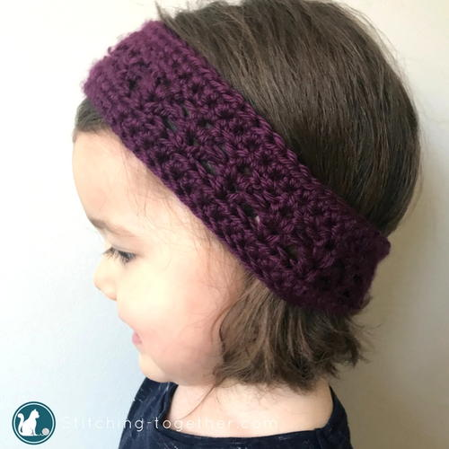 Coco Crochet Toddler Headband