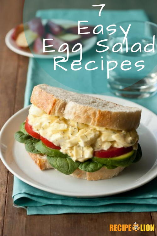7 Easy Egg Salad Recipes