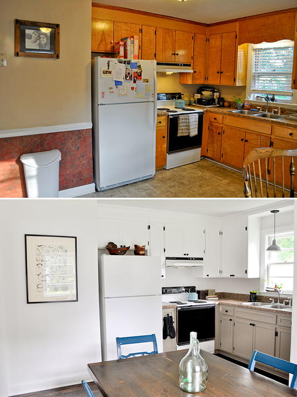 Eclectic and Stylish Full Kitchen Remodel