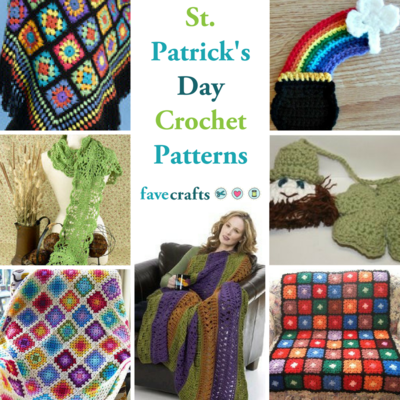 St Patricks Day Crochet Patterns