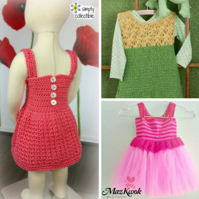 Simple Baby Dress Patterns