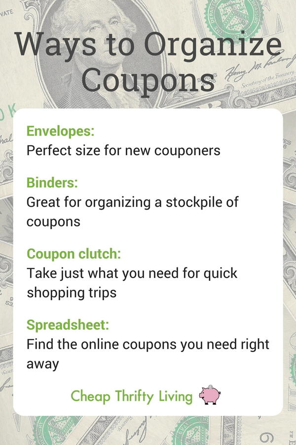 Coupon Sources
