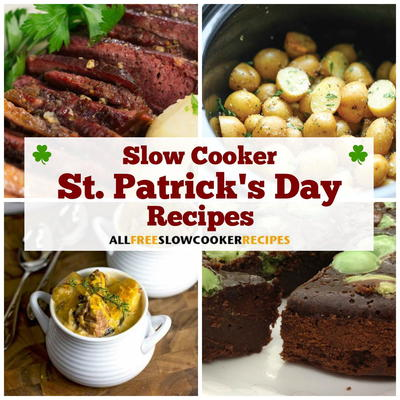 St Patricks Day Food 25 Slow Cooker St Patricks Day Recipes