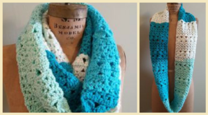 Cake Dots Scarf