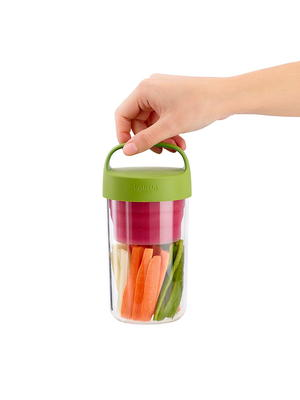 Lekue Jar To Go Snack Container Giveaway