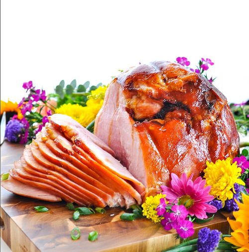 Virginia Brown Sugar Baked Ham