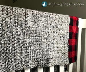 Buffalo Plaid Baby Blanket
