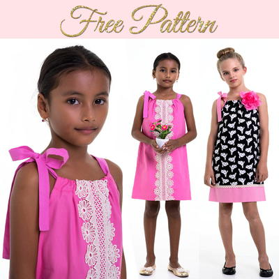 Free Pillowcase Dress Pattern