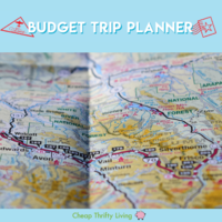Don't Plan a Vacation Without This Trip Budget Planner