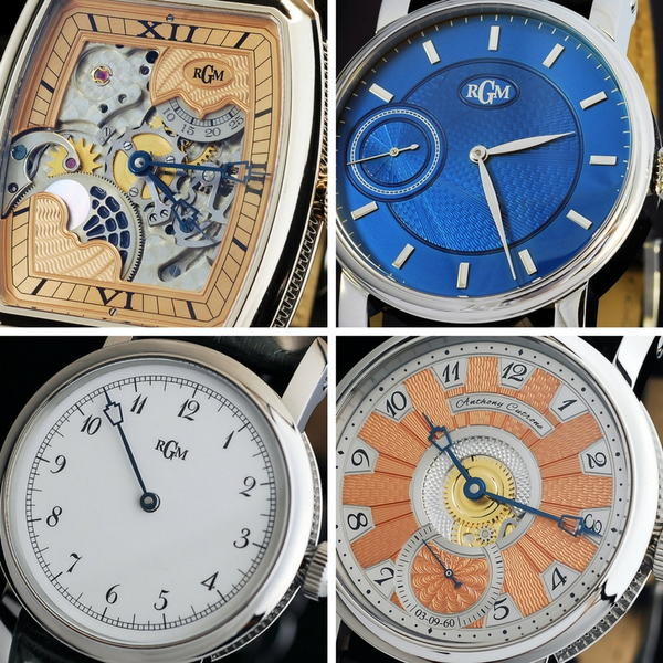 RGM Custom Watches