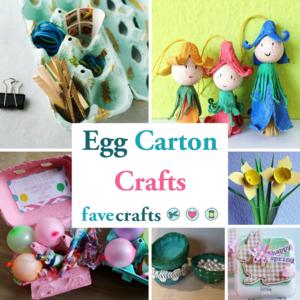 Egg Carton Crafts 32 Ways To Craft With Egg Cartons