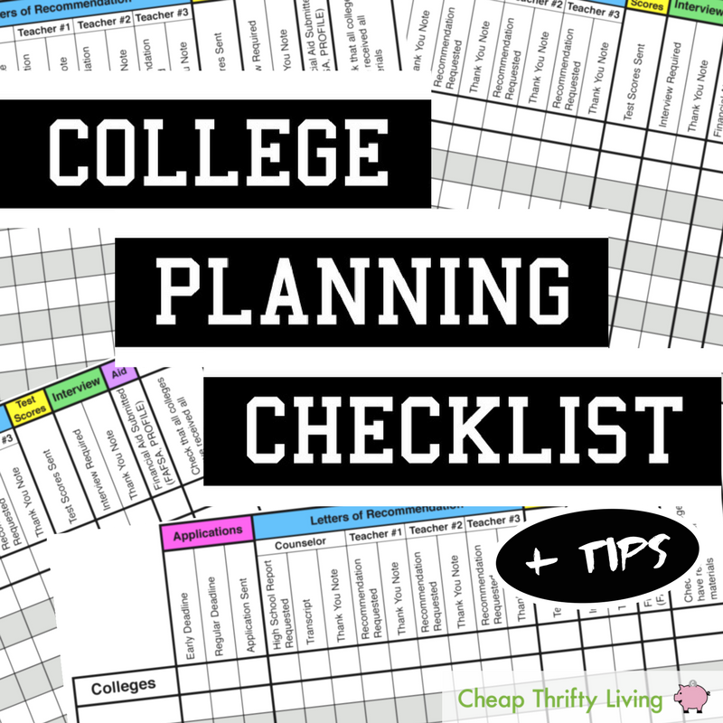What Should Your Online College Preparation Checklist Look Like?