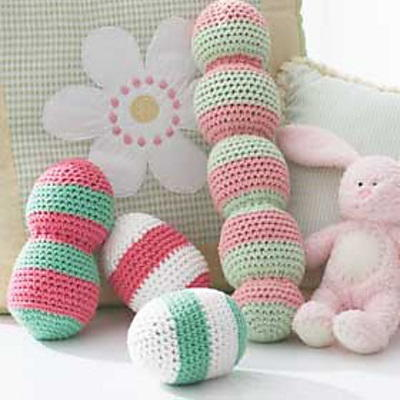 18 Cuddly Crochet Baby Toys Free Patterns Allfreecrochetcom