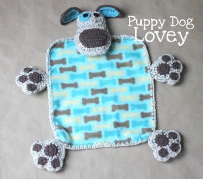 Puppy Dog Blanket
