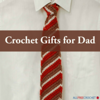 16+ Crochet Gifts for Dad