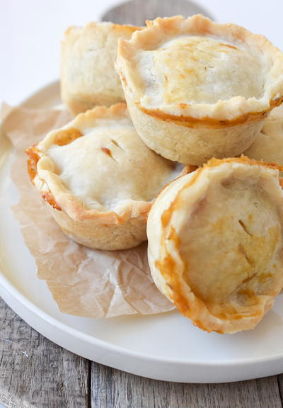 Copycat Mini Pot Pies