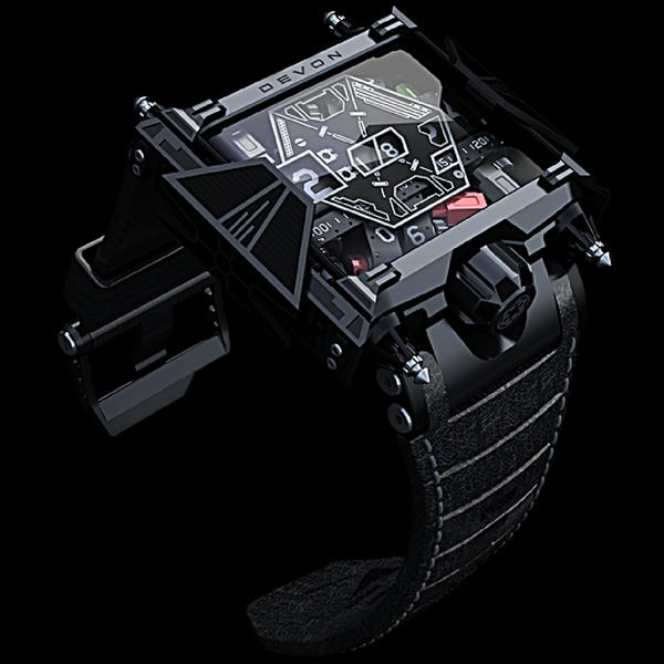 Devon Works Limited Edition Star Wars Watch