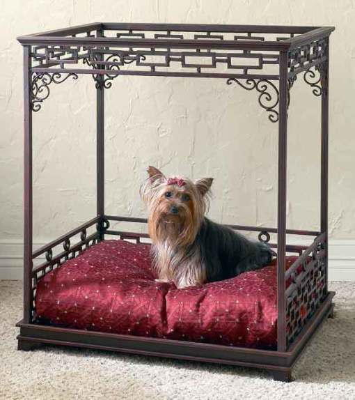 Elegant Pet Bed