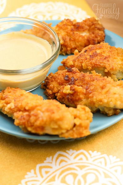 Copycat Planet Hollywood Capn Crunch Chicken