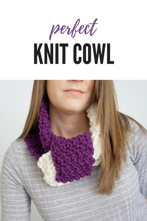 Perfect Knit Cowl